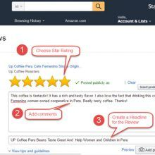 How to Make An Amazon Product Review